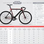 State Bicycle Co Black Label v2 Fixed Gear Bike – Typhoon Blue-6577