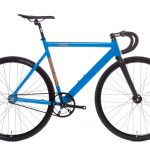 State Bicycle Co Black Label v2 Fixed Gear Bike - Typhoon Blue-0