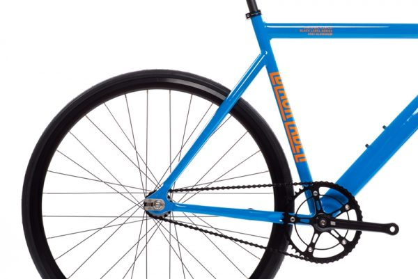 State Bicycle Co Black Label v2 Fixed Gear Bike - Typhoon Blue-6569