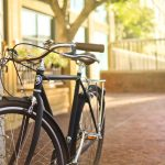 Pure Fix City Classic Bike 8 Speed Bourbon-6353