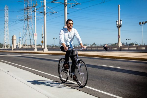 Pure Fix City Classic Bike 8 Speed Bourbon-6351