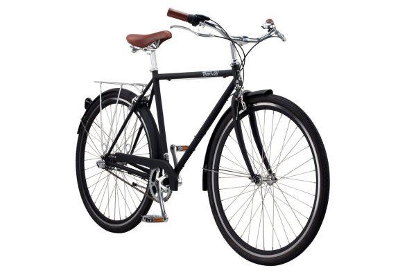 Pure Fix City Classic Bike 8 Speed Bourbon-6350