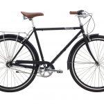 Pure Fix City Classic Bike 3 Speed Bourbon-0