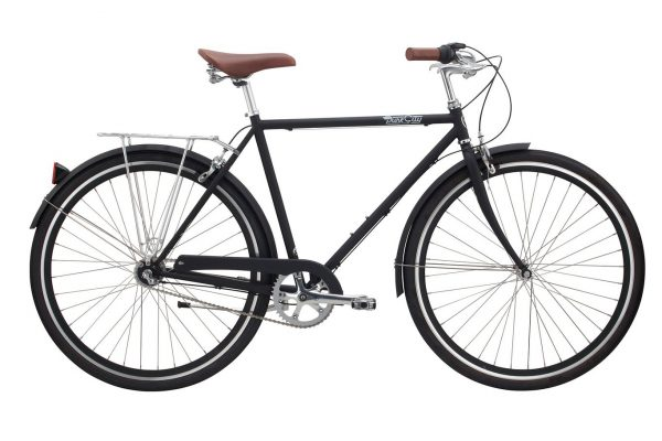 Pure Fix City Classic Bike 8 Speed Bourbon-0