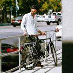 Pure Fix City Classic Bike 8 Speed Bourbon-6352