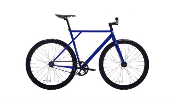 Poloandbike CMNDR Fixed Gear Bicycle K.S.K. Blue-0