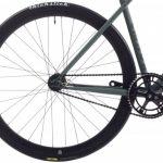 Poloandbike CMNDR Fixed Gear Bicycle G.S.G. Green-6160