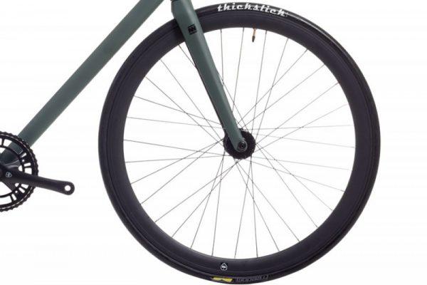 Poloandbike CMNDR Fixed Gear Bicycle G.S.G. Green-6161