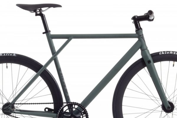 Poloandbike CMNDR Fixed Gear Bicycle G.S.G. Green-6162
