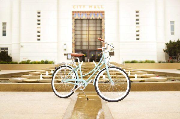 Pure Fix City Step Through Bike 3 speed Crosby-6357