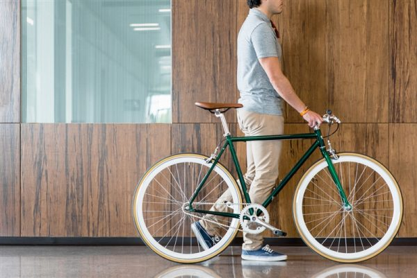 State Bicycle Co. Fixed Gear Bike Core Line Hunter-6085