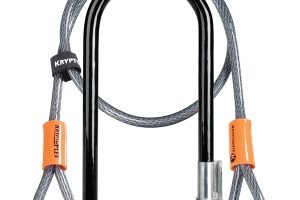Kryptonite Kryptolok2 10.2x22.9cm + Kabel 2-0