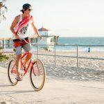 Pure Fix Classic Beach Cruiser Bike Rockefeller-6465