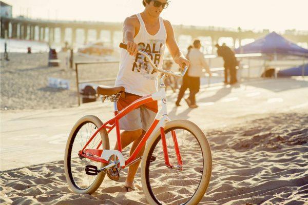 Pure Fix Classic Beach Cruiser Bike Rockefeller-6466