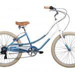 Pure Fix Step Through Beach Cruiser Bike Kusshi-0