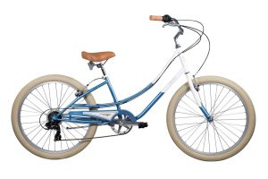 Pure Fix Step Through Beach Cruiser Bike Kusshi-0
