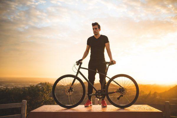 Pure Fix Urban Commuter Bike Peli-6393