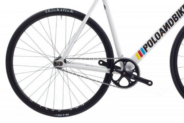 Poloandbike Williamsburg Fixed Gear Bicycle Team Edition-6178