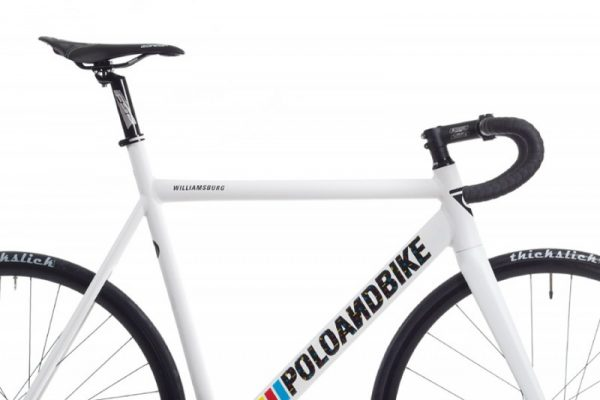 Poloandbike Williamsburg Fixed Gear Bicycle Team Edition-6176