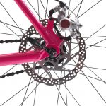 State Bicycle Co Thunderbird Singlespeed Cyclocross Bicycle Pink-6190