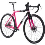 State Bicycle Co Thunderbird Singlespeed Cyclocross Bicycle Pink-6191