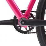 State Bicycle Co Thunderbird Singlespeed Cyclocross Bicycle Pink-6193