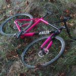 State Bicycle Co Thunderbird Singlespeed Cyclocross Bicycle Pink-6209