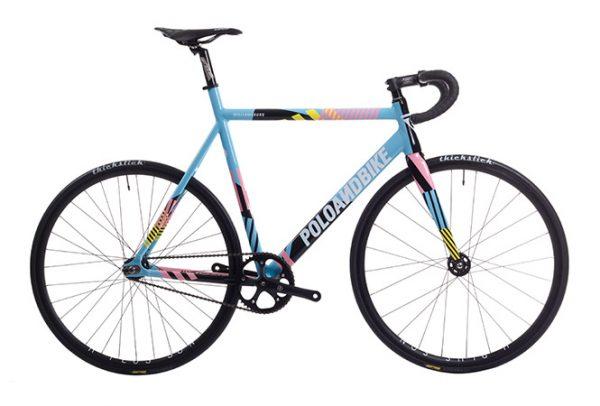 Poloandbike Williamsburg Fixed Gear Bicycle Team Edition-0