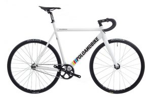 Poloandbike Williamsburg Fixed Gear Bicycle White-0