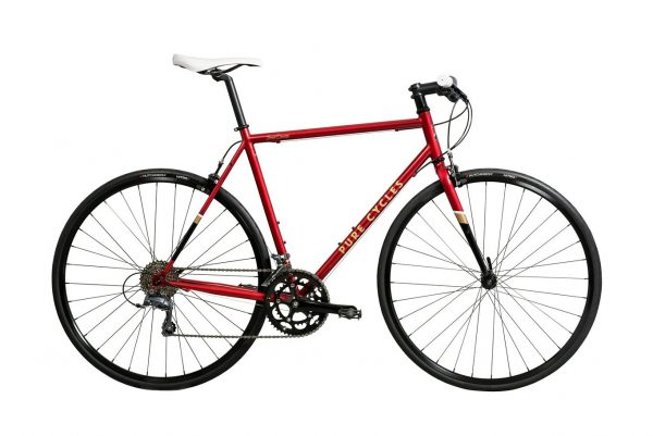 Pure Fix Flat Bar Road Bike Wolf-0
