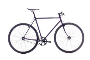 Quella Sram 2 Speed Bike Evo - Purple-0
