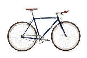 Quella Fixed Gear Bike Premium Varsity Collection - Oxford-0