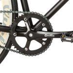 Quella Fixed Gear Bike Nero – Cream-6996