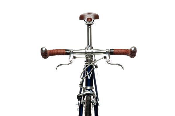 Quella Fixed Gear Bike Premium Varsity Collection - Oxford-7051
