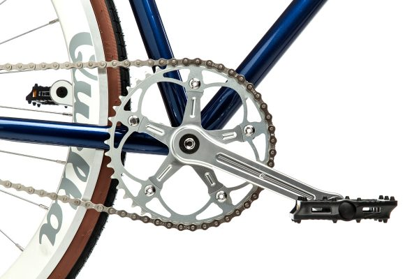 Quella Fixed Gear Bike Premium Varsity Collection - Oxford-7052