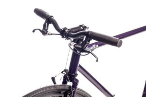 Quella Sram 2 Speed Bike Evo - Purple-7065