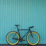 Quella Fixed Gear Bike Nero – Yellow-7008