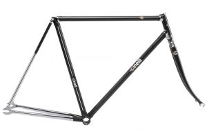 Cinelli 2018 Supercorsa Pista Frame Set Black-0