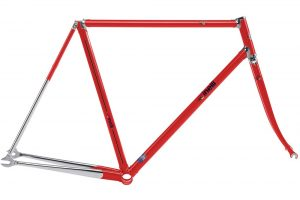 Cinelli 2018 Supercorsa Pista Frame Set Red-0