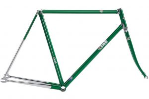 Cinelli 2018 Supercorsa Pista Frame Set Green-0