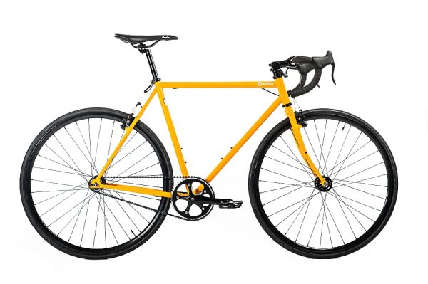 Quella Sram 2 Speed Bike Evo - Orange-0
