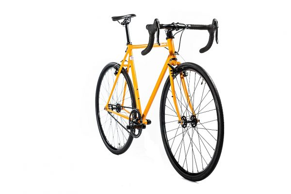 Quella Sram 2 Speed Bike Evo - Orange-7141