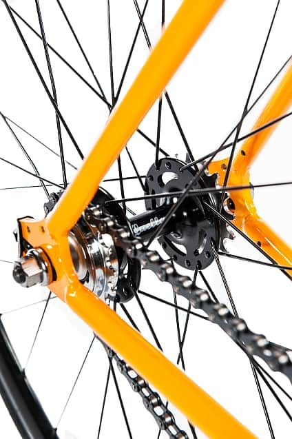 Quella Sram 2 Speed Bike Evo - Orange-7143