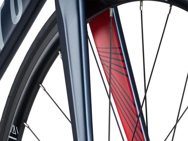 Aventon Mataro 2018 Fixed Gear Bike - Midnight Blue-7417
