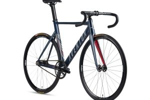 Aventon Mataro 2018 Fixed Gear Bike - Midnight Blue-7420