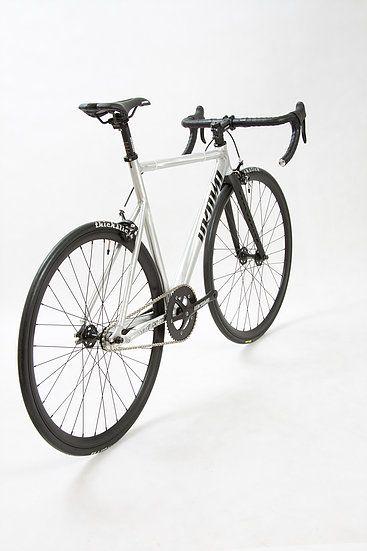 Unknown Bikes Fixed Gear Bike PS1 - Silver-7440