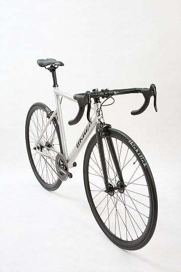 Unknown Bikes Fixed Gear Bike PS1 - Silver-7441