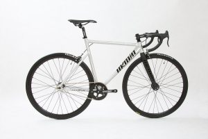 Unknown Bikes Fixed Gear Bike PS1 - Silver-0