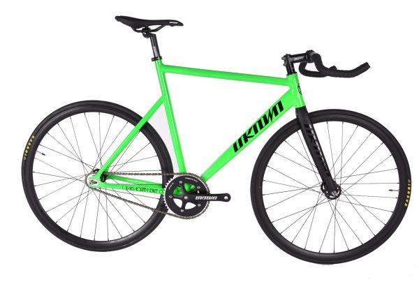 Unknown Bikes Fixed Gear Bike PS1 - Green-0