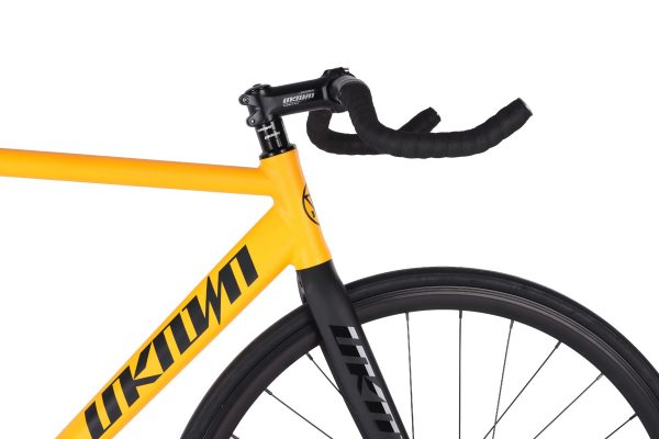 Unknown Bikes Fixed Gear Bike PS1 - Yellow-7465